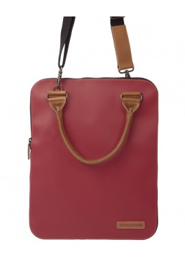 Bag 2.0 Flat Rossa tracolla