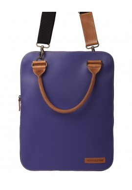 Bag 2.0 Flat Viola tracolla