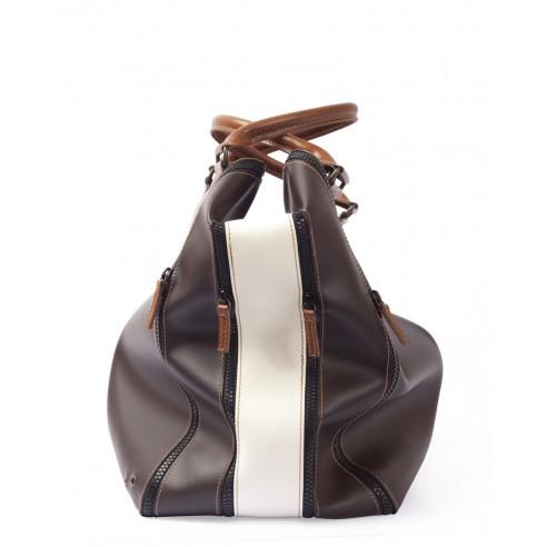 Bag 2.0 • 3 expansion • Brown / White