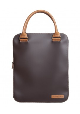 Bag 2.0 Flat Marrone