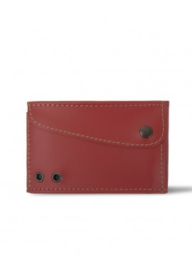 Slim Wallet Red