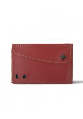 Slim Wallet Rosso