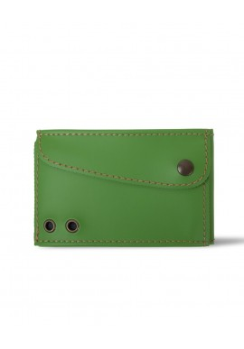 Slim Wallet Green
