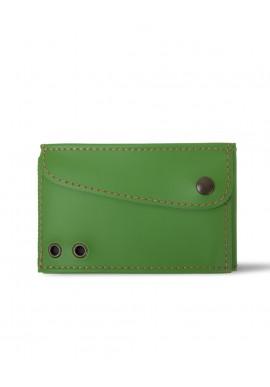 Slim Wallet Verde
