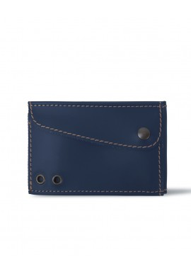 Slim Wallet  Blue