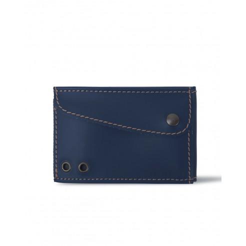 Slim Wallet Blue