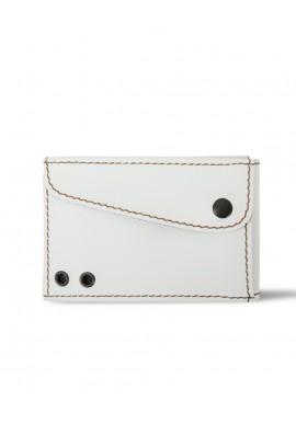 Slim Wallet Bianco