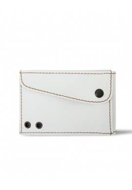 Slim Wallet White