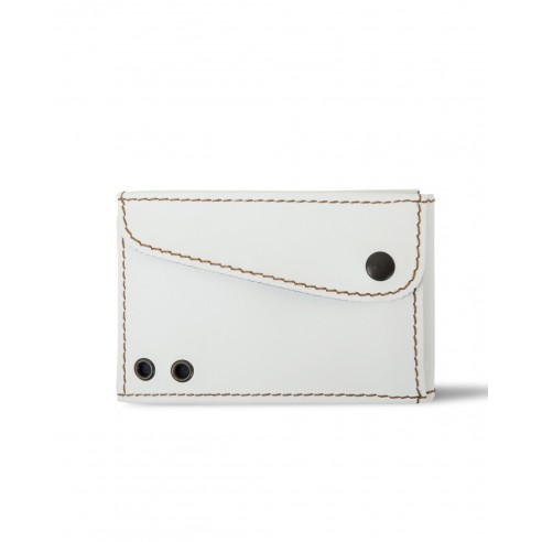 Slim Wallet White