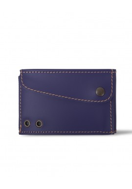 Slim Wallet Purple