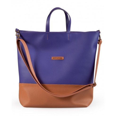 Weekender bag viola