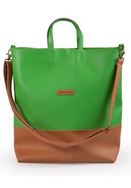 Weekender bag verde